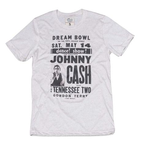 Johnny Cash Dream Women's Tee