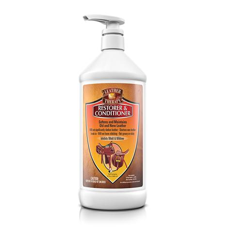 Leather Therapy Restorer & Conditioner 16oz