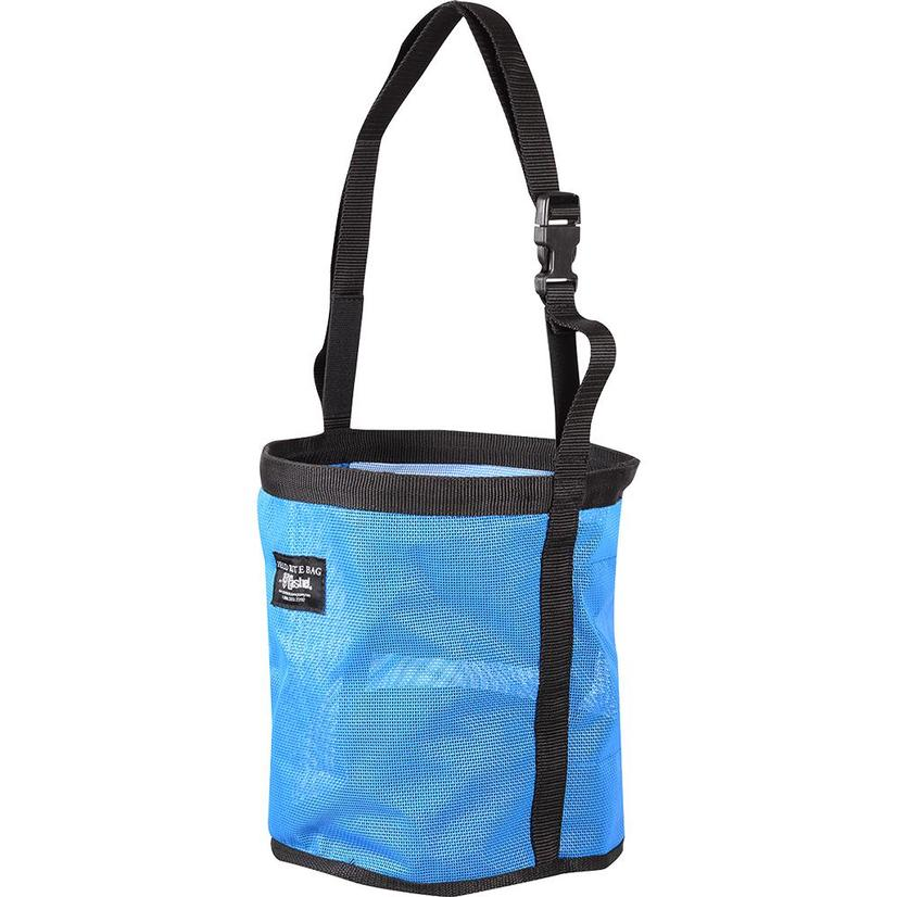 Cashel Feed Rite Bag BLUE