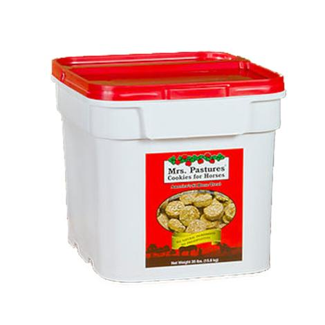 Mrs. Pastures Cookies Horse Treats 35 lb Bucket