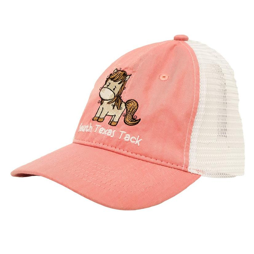 Stt Pink Pony Youth Cap