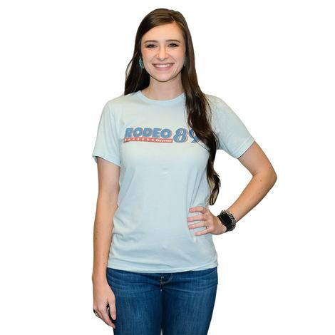 Red Barn Ranch Rodeo '89 Women's Tee