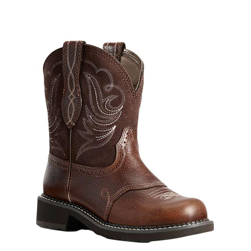 Ariat Fatbaby Heritage Dapper Copper Kettle Women's Boots