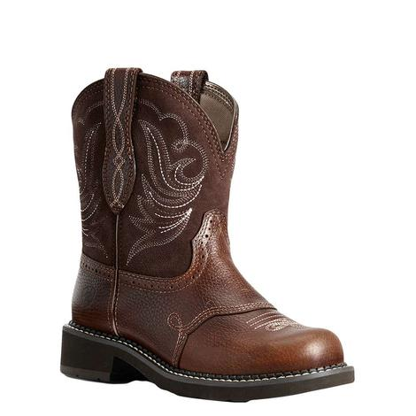 Ariat Fatbaby Heritage Dapper Copper Kettle Women's Boots