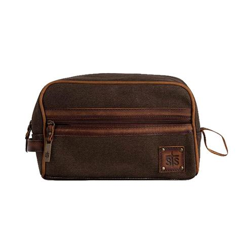 STS Ranchwear Foreman Canvas Shave Kit