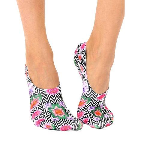 Lotus Flower Liner Socks