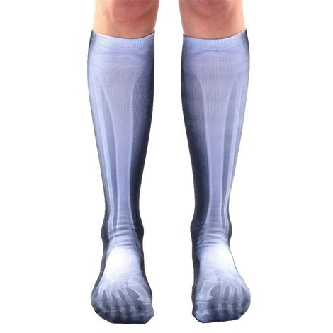 Xray Knee High Socks