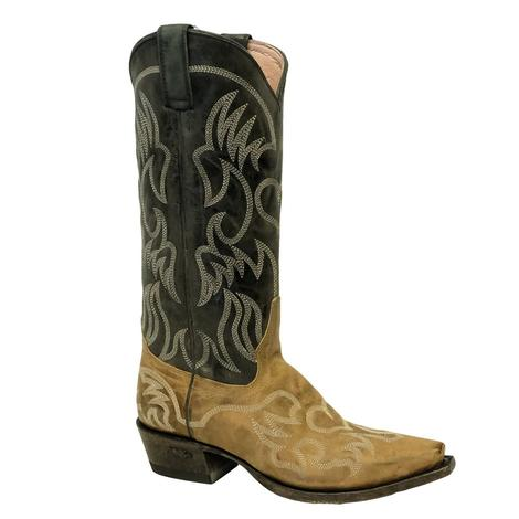 Miss Macie Pure Prairie Blacktop Women's Boots