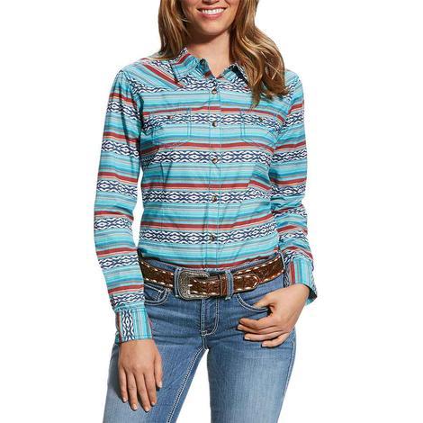 Ariat Kirby Stretch Serape Women's Snap Shirt