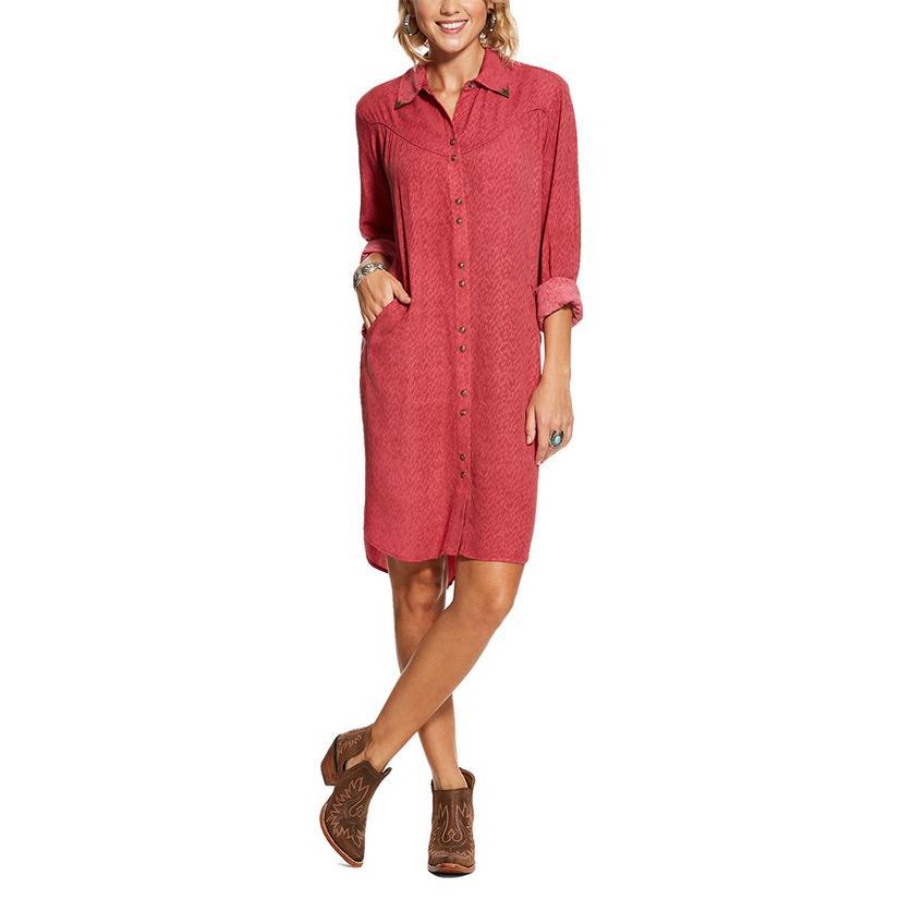 Ariat Hogan Dress With Pockets