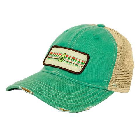 Guac'O'tarian Jade Patch Meshback Cap