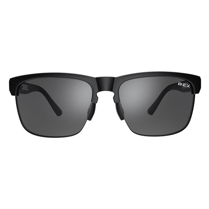 Free Byrd Black And Grey Lens Bex Sunglasses