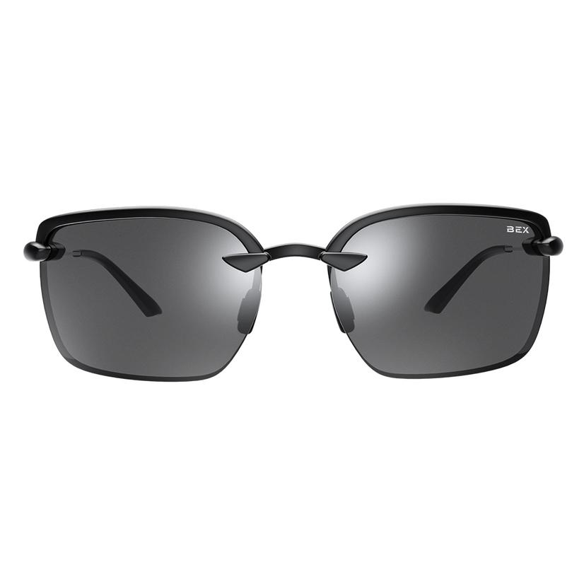 Ezra Black And Grey Lens Bex Sunglasses