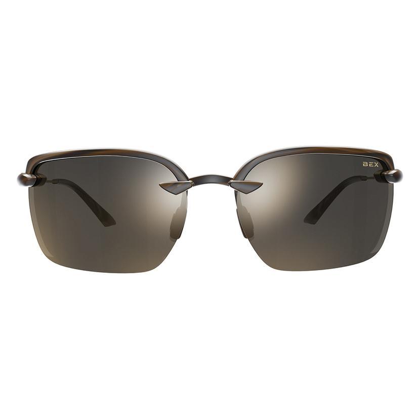 Ezra Tortoise Shell And Brown Lens Bex Sunglasses