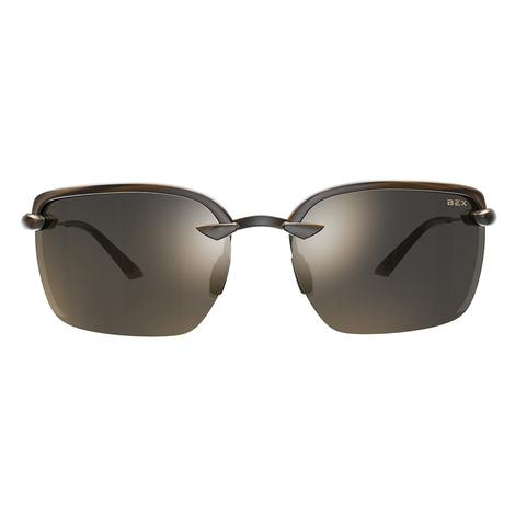 Ezra Tortoise Shell and Brown Lens BEX Sunglasses