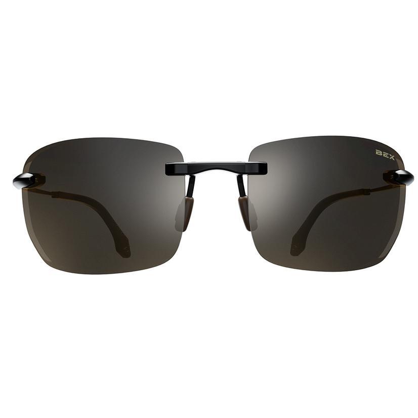 Tyndish Black Brown Lens Bex Sunglasses