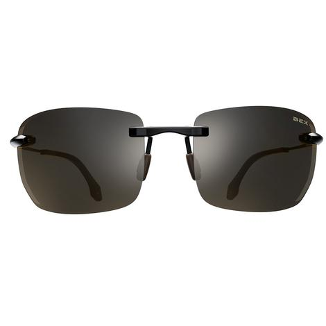 Tyndish Black Brown Lens BEX Sunglasses