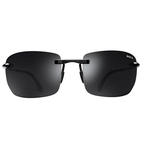Tyndish Black Grey Lens BEX Sunglasses