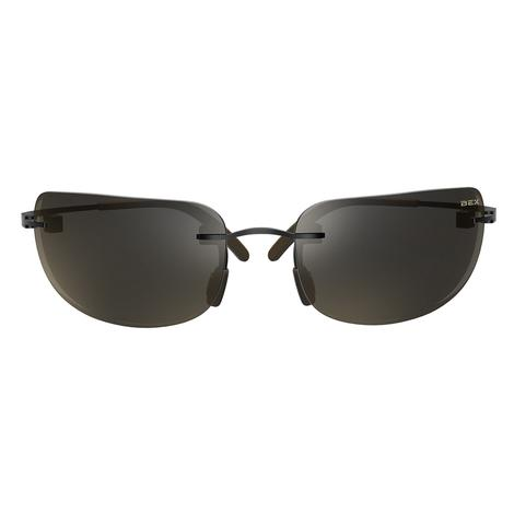 Salerio Black Brown Lens BEX Sunglasses