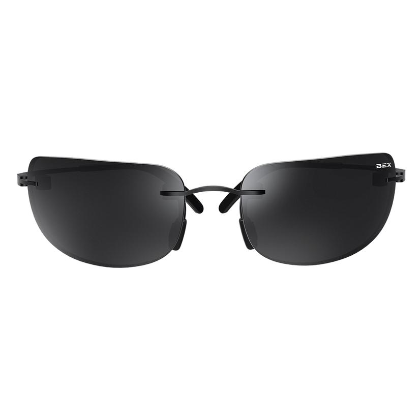Salerio Black Grey Lens Bex Sunglasses