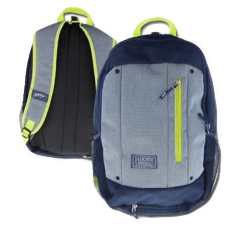 Hooey Rockstar Blue Navy Neon Green Accent Backpack