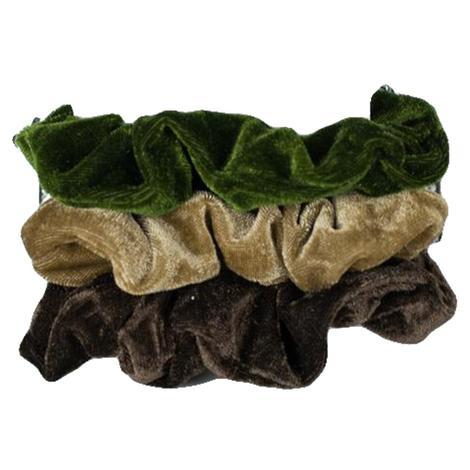 Hotline Hairties Forest Velvet Scrunchies