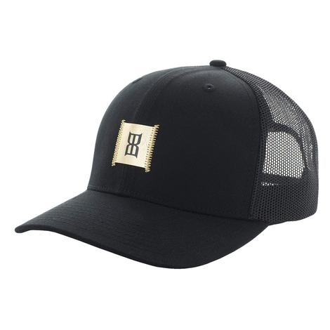 BEX Fleck Black Printed Foil BEX Patch Women's Cap