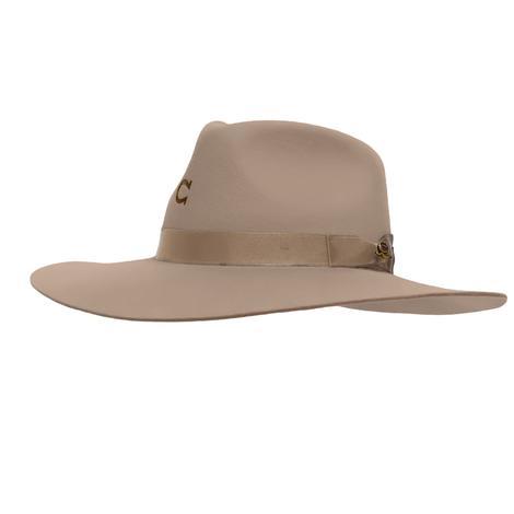 Charlie 1 Horse Highway Mushroom Felt Hat