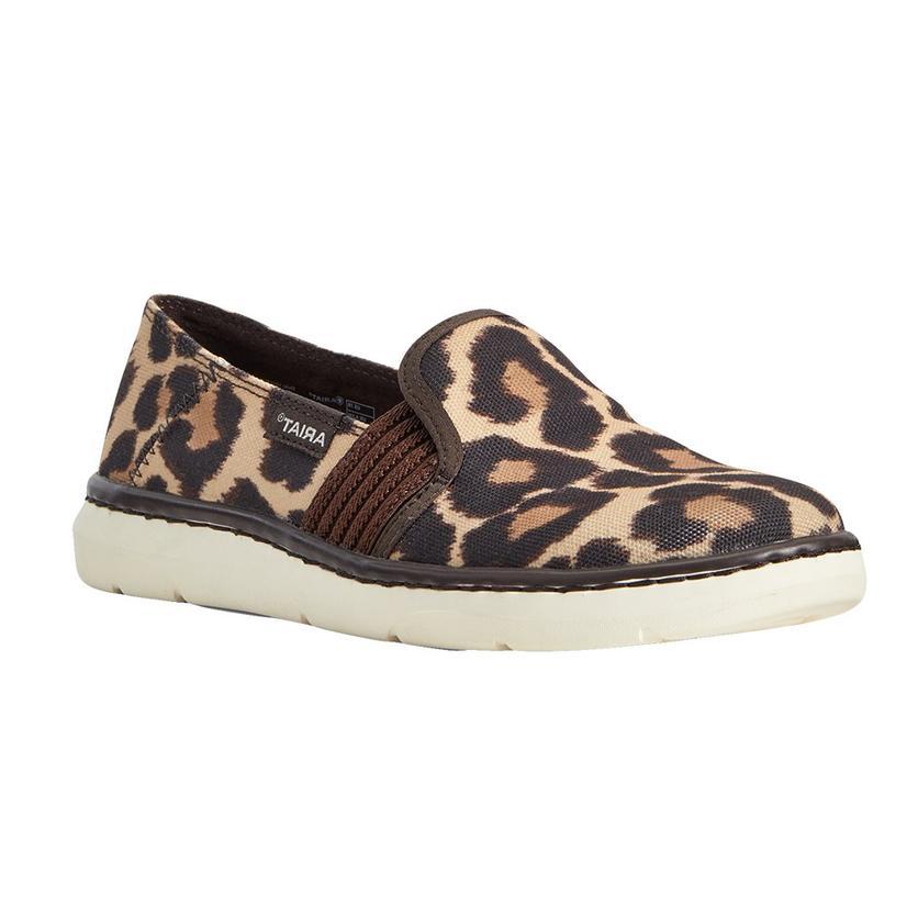 Ariat Leopard Print Women's Ryder Shoe