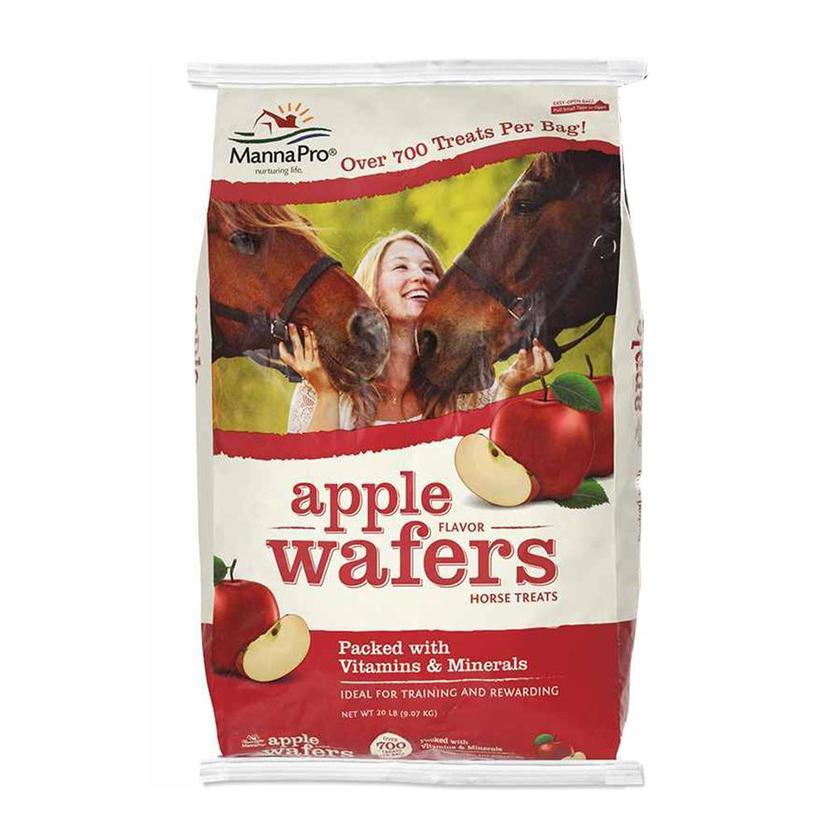 Manna Pro Apple Wafers Horse Treats