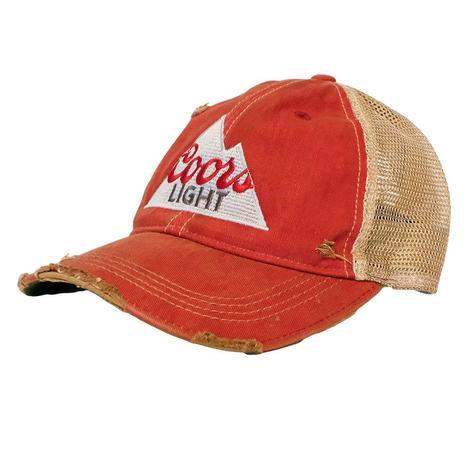 Coors Light Meshback Cap