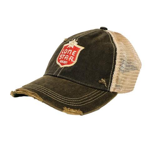 Lone Star Shield Meshback Cap