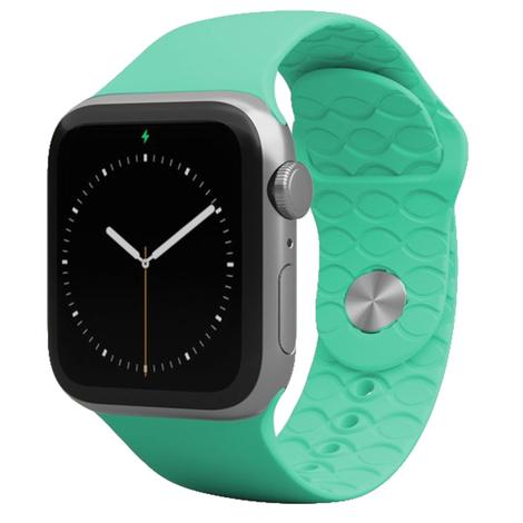 Groove Life Solid Seafoam Apple Watch Band