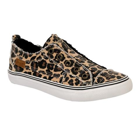 Blowfish Natural City Kitty Women's Slip On Shoe