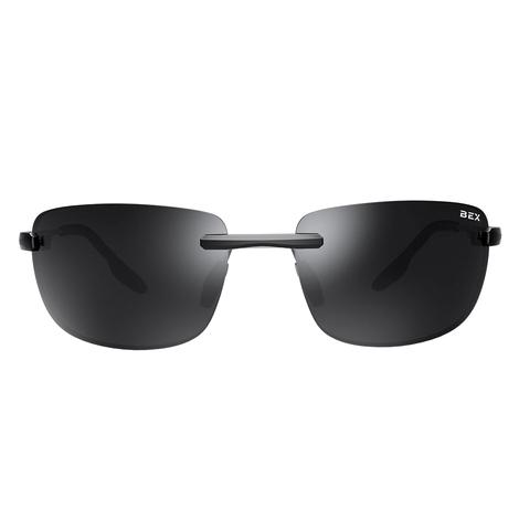 BEX Brackely Black Grey Sunglasses
