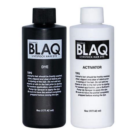 BLAQ Hair Dye