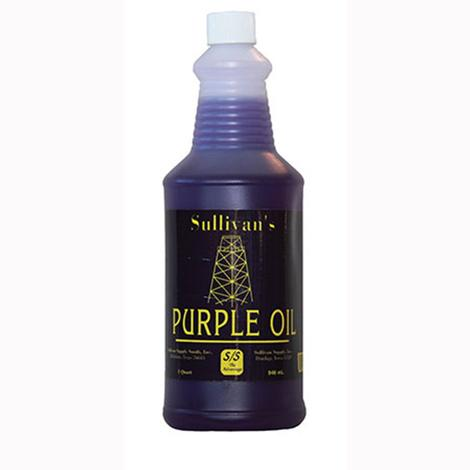 Purple Oil - Quart Adhesive Remover