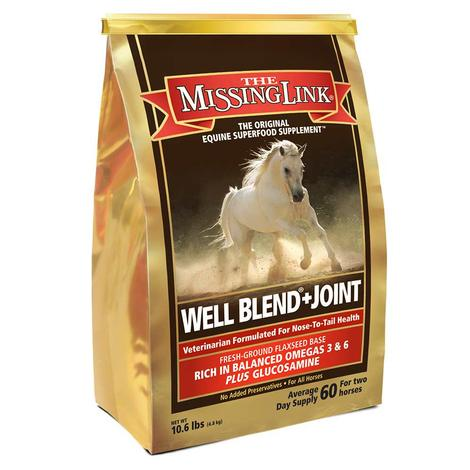 Absorbine Missing Link Well Blend Joint Supplement 10.6lb Bag