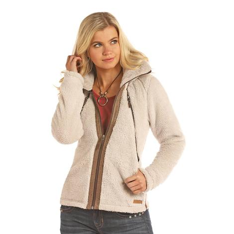 STT Natural Soft Fleece Zip Up Women's Jacket