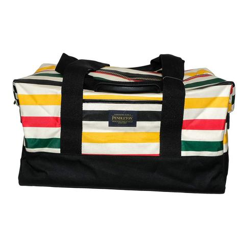 STT Wool Canopy Canvas Weekender Duffle Bag