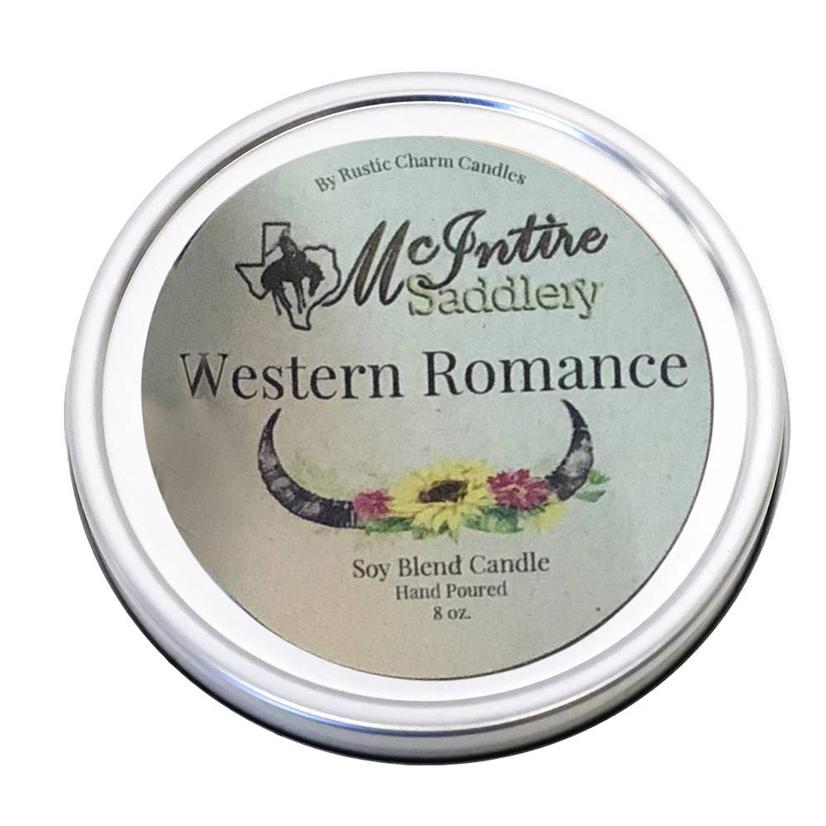 Miranda Mcintire Western Romance Candle
