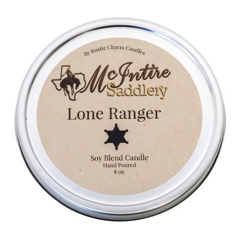 Miranda McIntire Lone Ranger Candle