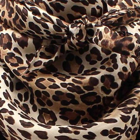 Wild Rags Leopard Print