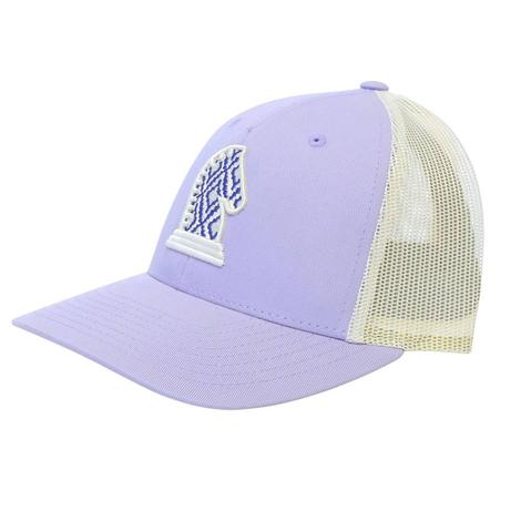 Classic Equine Lilac Meshback Cap