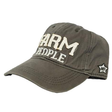 STT Farm People Cap - Grey