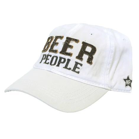 STT Beer People Cap - Grey or White
