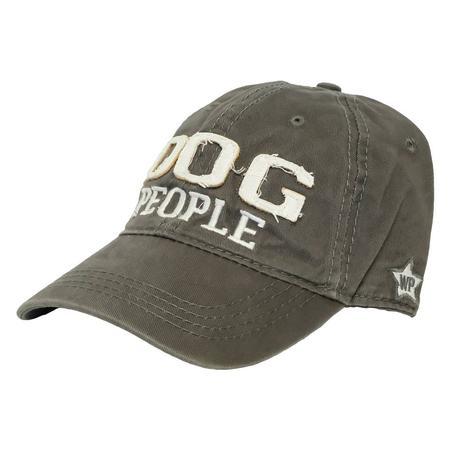 STT Dog People Cap - Grey