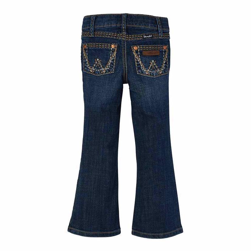 Wrangler Retro Bootcut Girl's Jeans 4- 14
