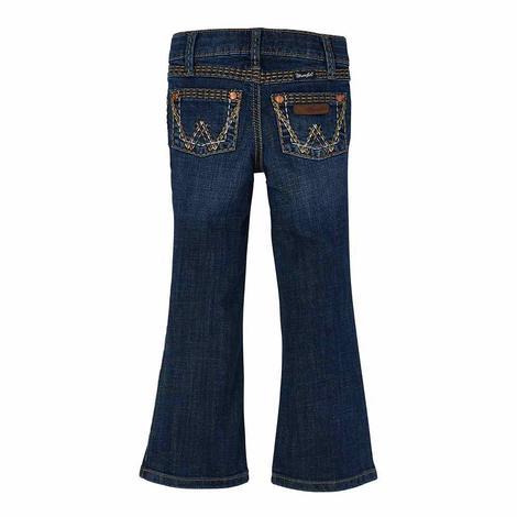 Wrangler Retro Bootcut Girl's Jeans 4-14