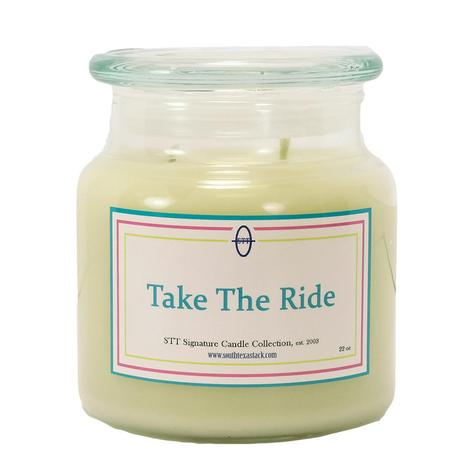STT Signature Take The Ride Soy Candle 22oz